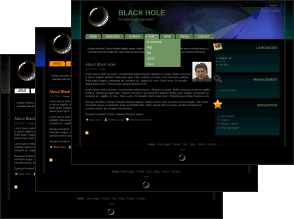 Black Hole theme